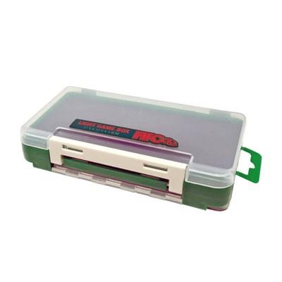 HTO Light Game Tackle Box Green