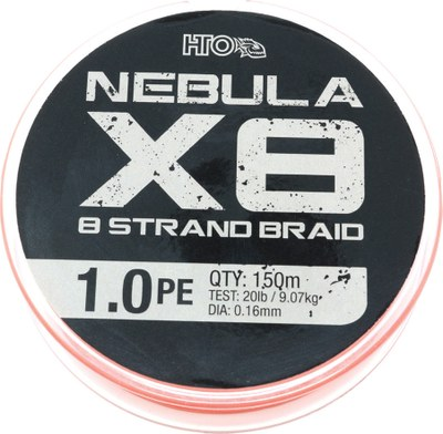 HTO Nebula X8 Strand Braid
