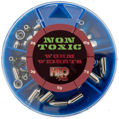 HTO Non Toxic Worm Weights