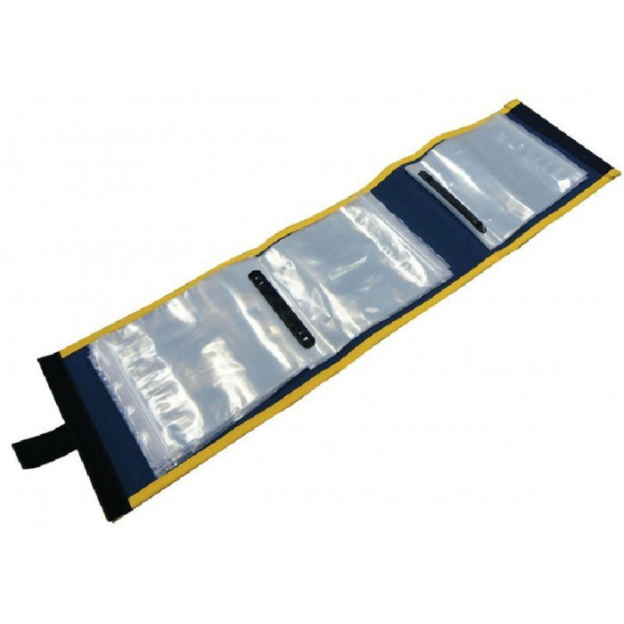 Ian Golds 3 Fold Rig Wallet 1