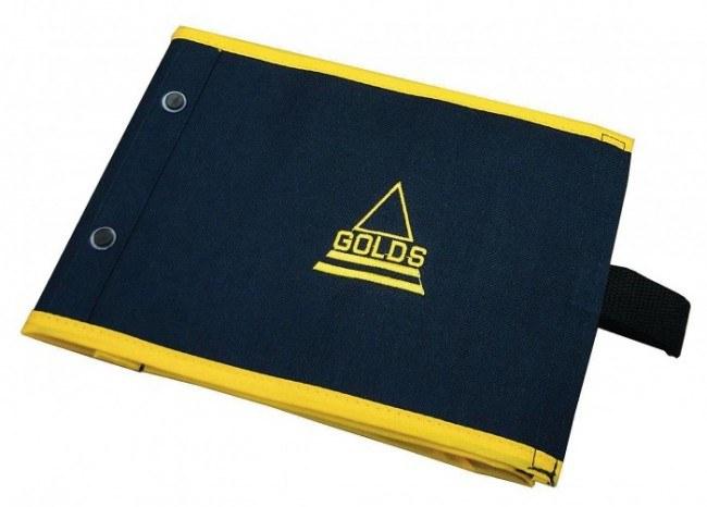 Ian Golds 3 Fold Rig Wallet