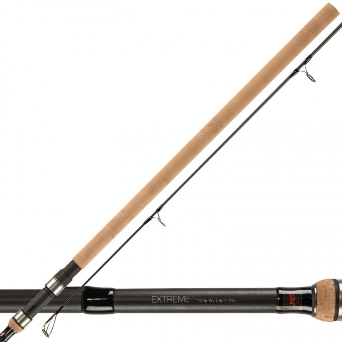 JRC Extreme XT 50 Cork 12ft 3.00lb rod