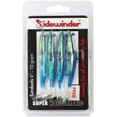 Sidewinder Super Holo Sandeels Blue