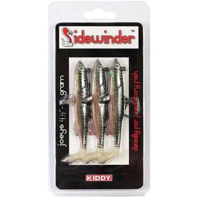 Sidewinder Joeys Green Mackerel