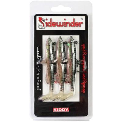 Sidewinder Joeys Green Mackerel