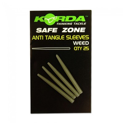 Korda Anti Tangle Sleeves Weed Green