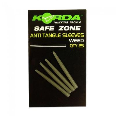 Korda Anti Tangle Sleeves Weed Green