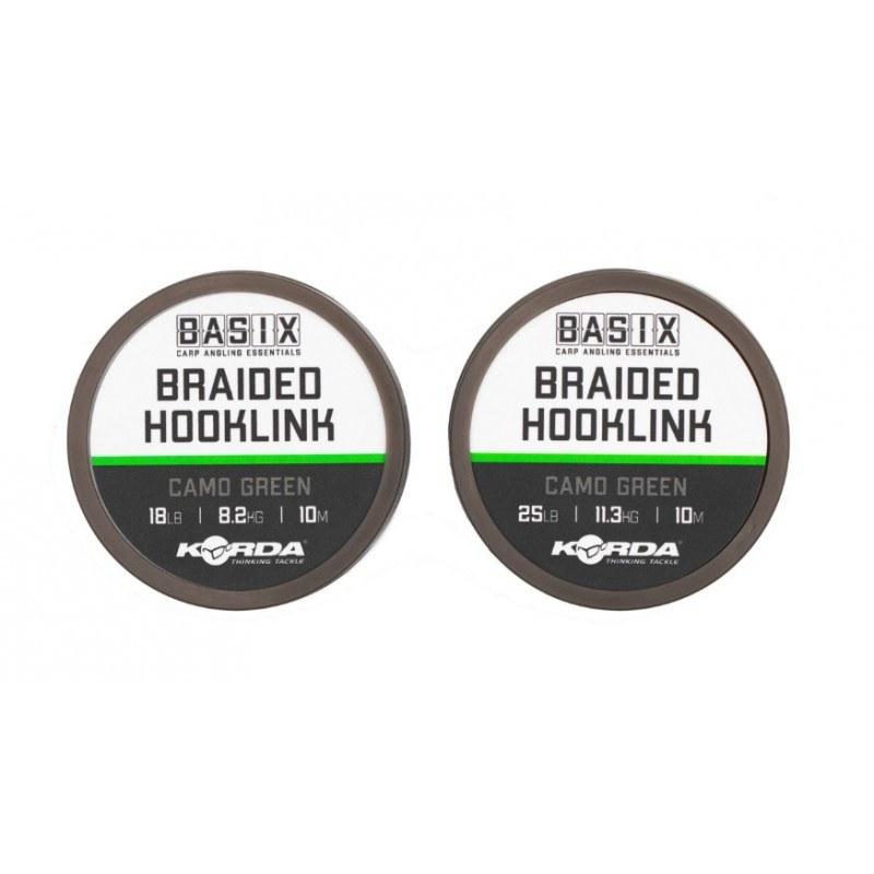 Korda Basix Braided Hooklink