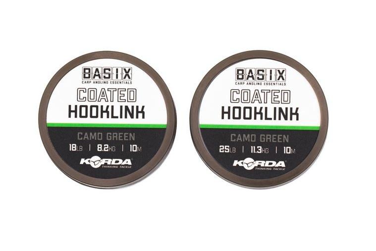 Korda Basix Coated Hooklink