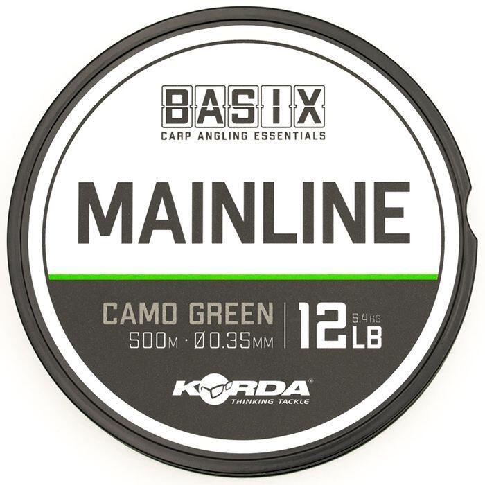 Korda Basix Mainline 500m