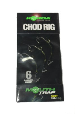 Korda Chod Rigs Barbless
