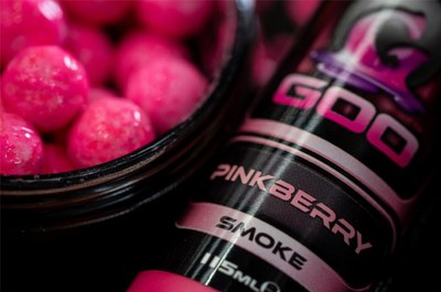 Korda Goo Pinkberry Smoke
