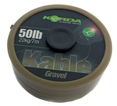 Korda Kable Leadcore Gravel