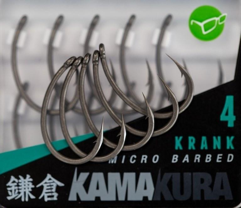 Korda Kamakura Krank Hooks
