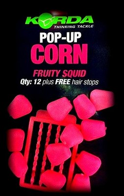 Korda Pop Up Corn Pink Fruity Squid