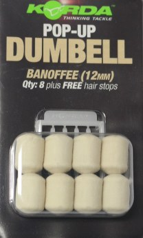 Korda Pop Up Dumbell Banoffee