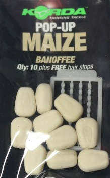 Korda Pop Up Maize Banoffee
