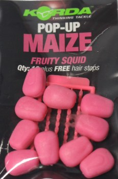 Korda Pop Up Maize Fruity Squid
