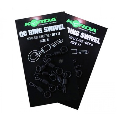 Korda QC Ring Swivels