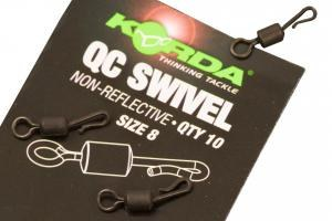 Korda Quick Change (QC) Swivel Size 8