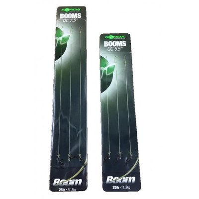 Korda Ready Tied Booms Quick Change (QC)