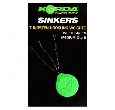 Korda Sinkers Weed Green