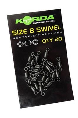 Korda Size 8 Swivels