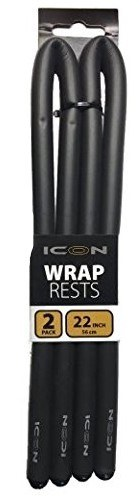 """Leeda Icon Wrap Rests 17"""""""