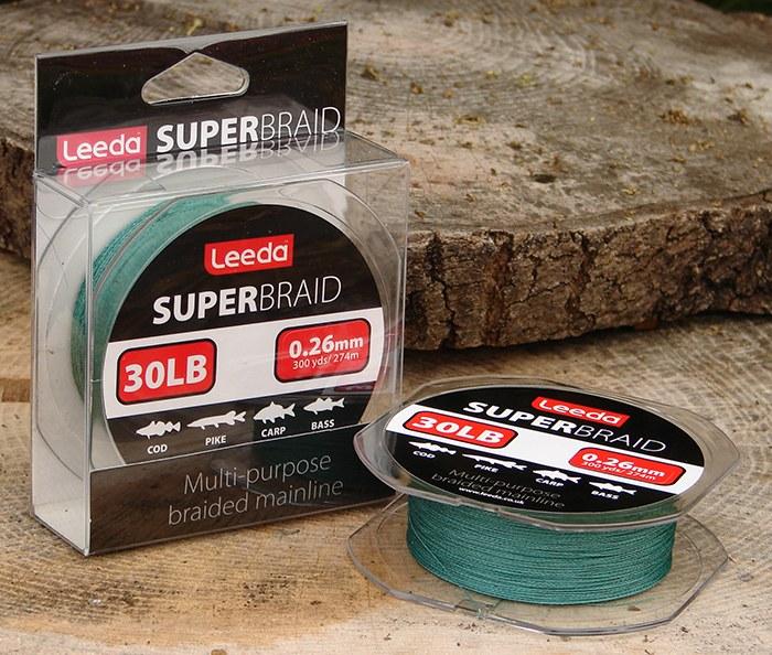 Leeda Super Braid