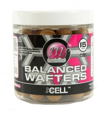 Mainline Dedicated Bait Mix Balanced Wafters Cell