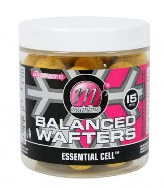 Mainline Dedicated Bait Mix Balanced Wafters Essential Cell