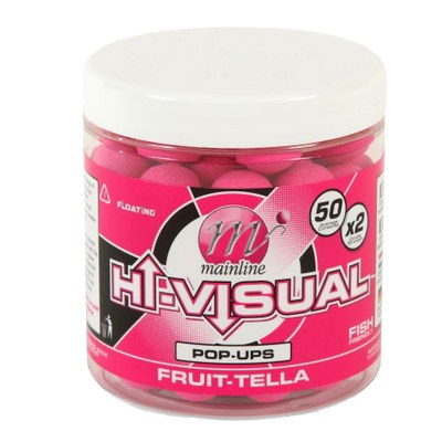 Mainline Hi-Visual Pop-Ups Fruit-Tella 15mm