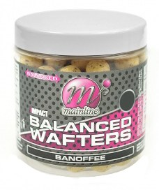 Mainline High Impact Balanaced Wafters 15mm Banoffee