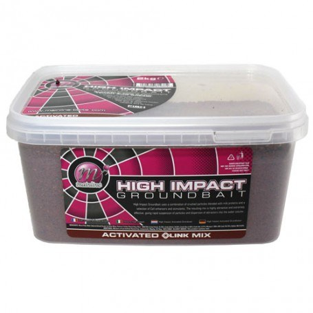 Mainline High Impact Groundbait Activated Link Mix