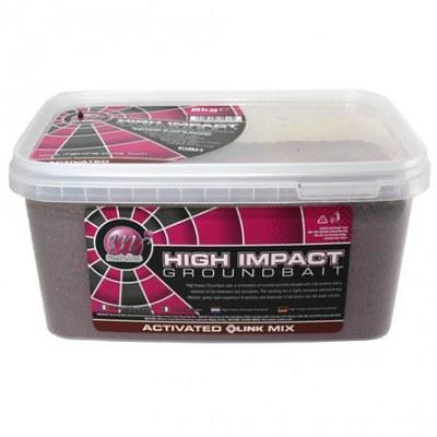 Mainline High Impact Groundbait Activated Link Mix 2kg
