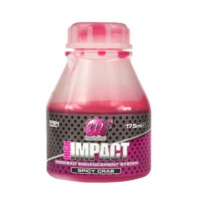 Mainline High Impact Hookbait Enhancement Spicy Crab