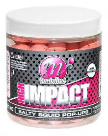 Mainline High Impact Pop-Ups Salty Squid 15mm