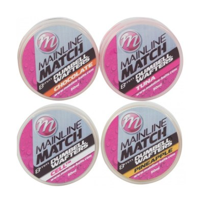 Mainline Match 8mm Dumbell Wafters