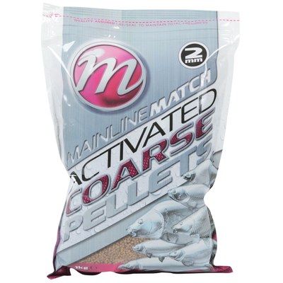 Mainline Match Activated Carp Coarse Pellet 2mm 1 kg