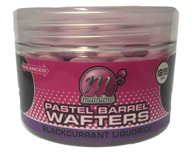 Mainline Pastel Barrel Wafters Blackcurrant Liquorice