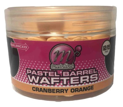 Mainline Pastel Barrel Wafters Cranberry Orange