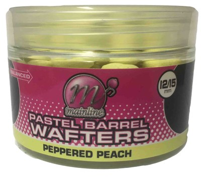 Mainline Pastel Barrel Wafters Peppered Peach