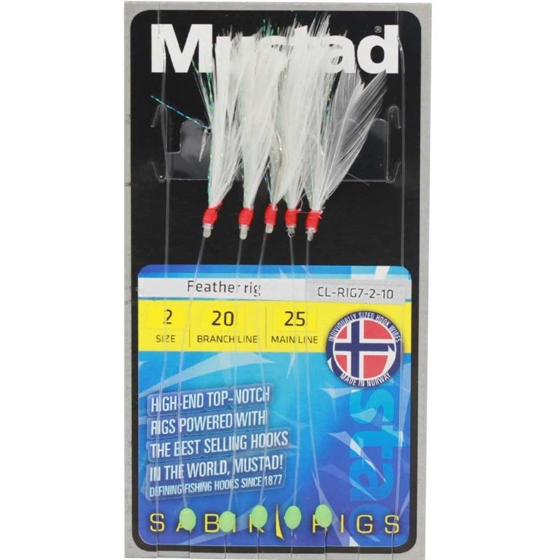 Mustad Feather Rig