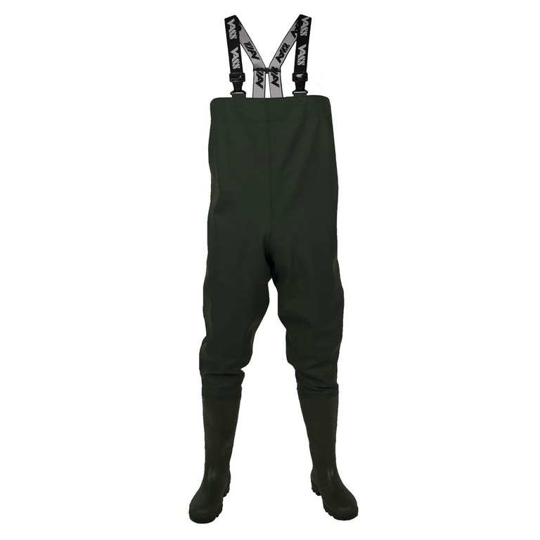 Vass PVC Chest Wader Vass Tex 600 (Non Studded)