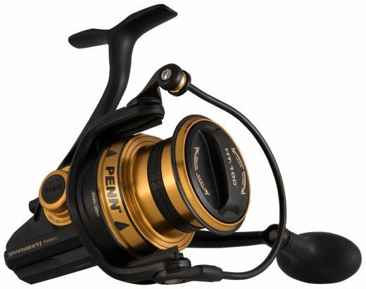 Penn Spinfisher SSVI Long Cast reel