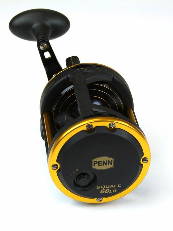 Penn Squall Lever Drag 60