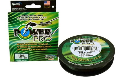 Power Pro Moss Green
