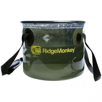 Ridge Monkey Perspective Collapsible Bucket 10 Litres