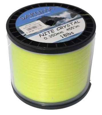 Sakuma Nite Crystal Yellow 4550m