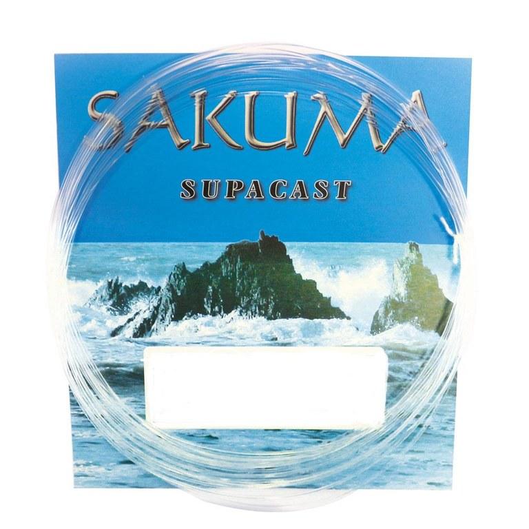 Sakuma Supacast Nylon Trace 10 metre